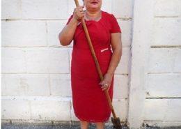 Photo of Ida Smyrnitska, crane machinist